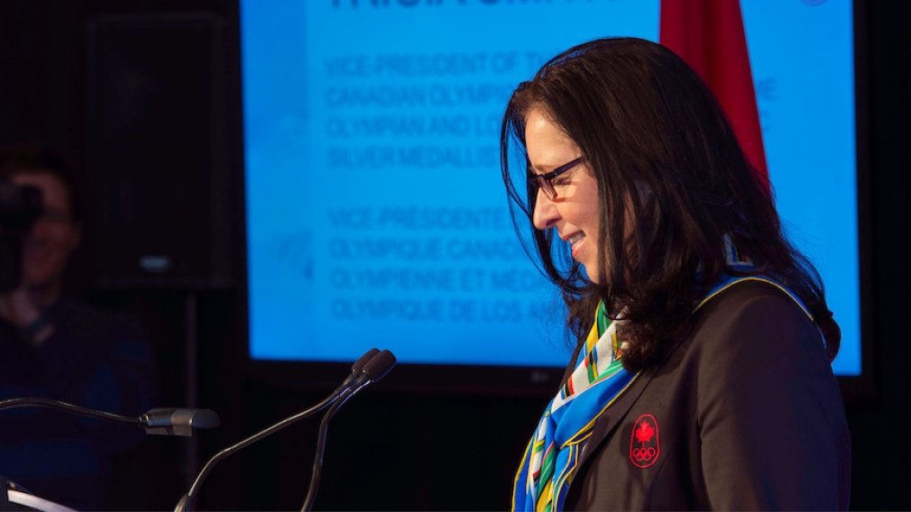 Tricia Smith Elected COC President