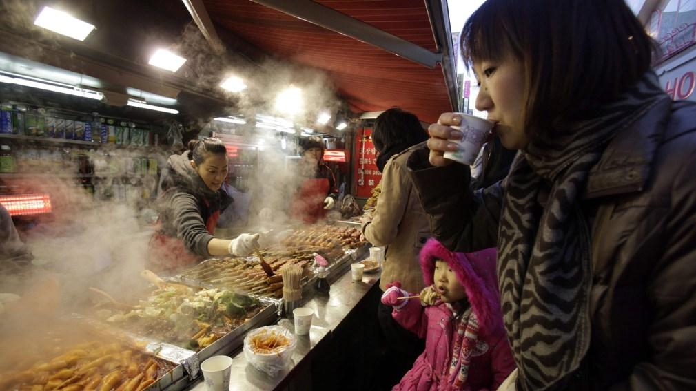 Must-try Korean street food