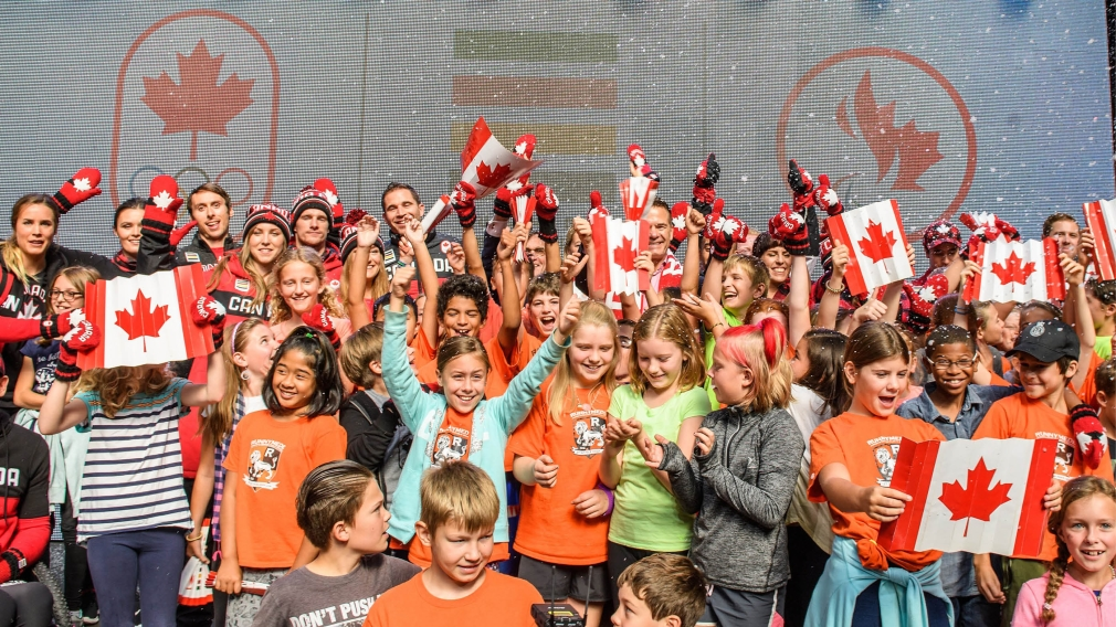 COC to launch PyeongChang 2018 Canadian Olympic School Program resources