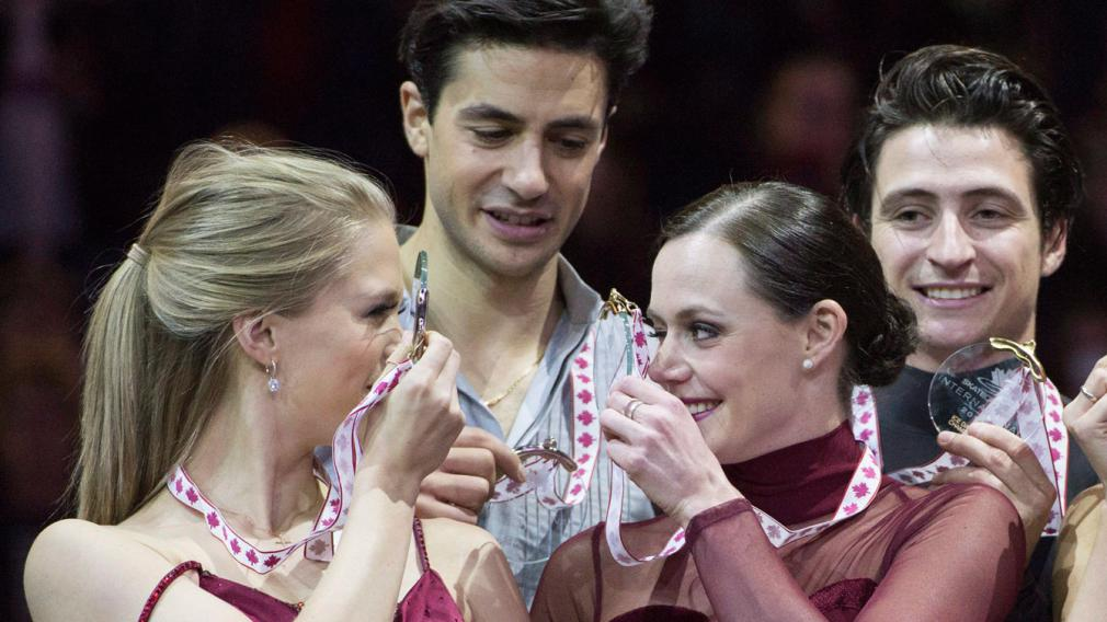 Canadian Roundup: Triple gold, world records and more!