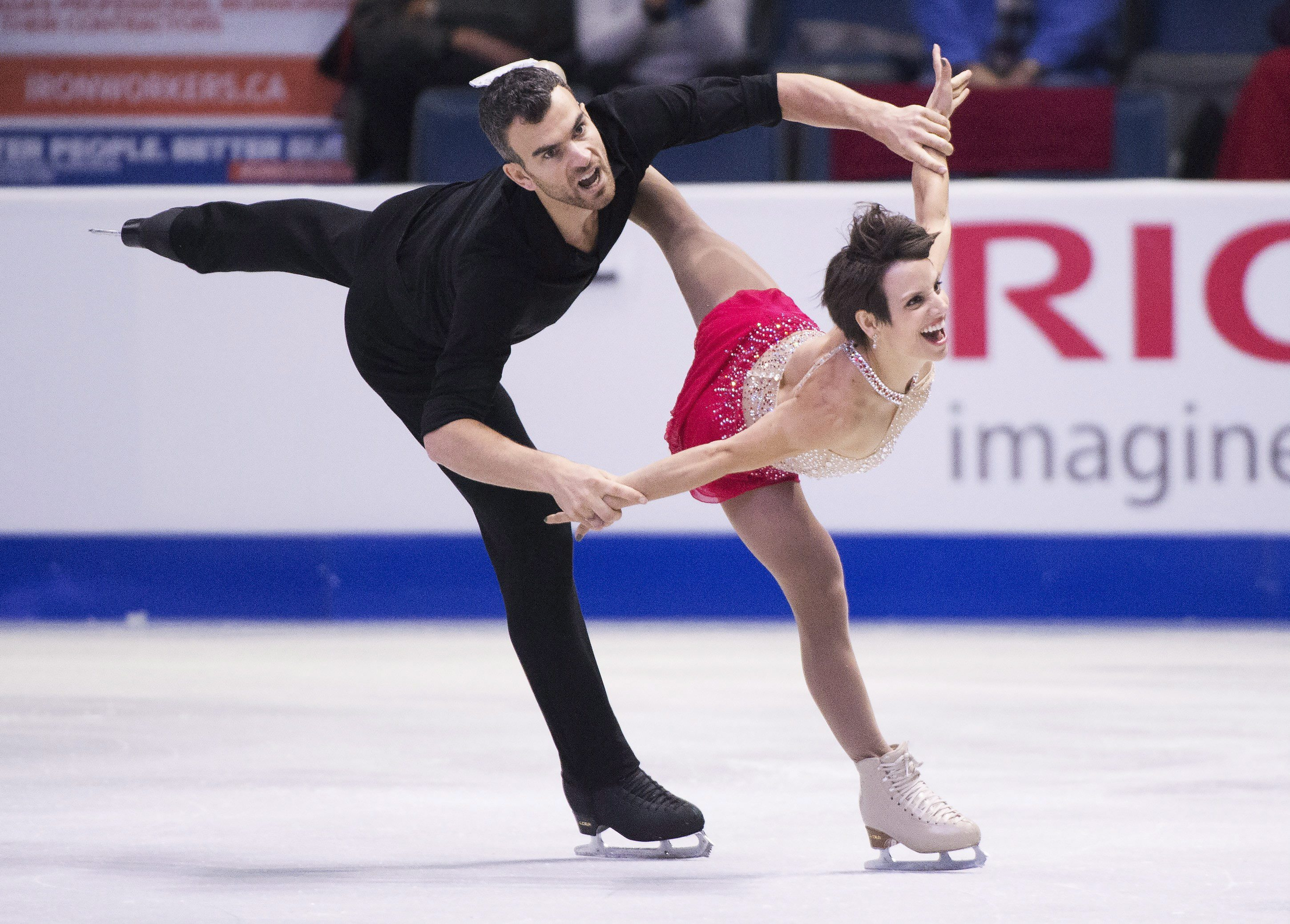 Team Canada - Duhamel and Radford - Skate Canada International