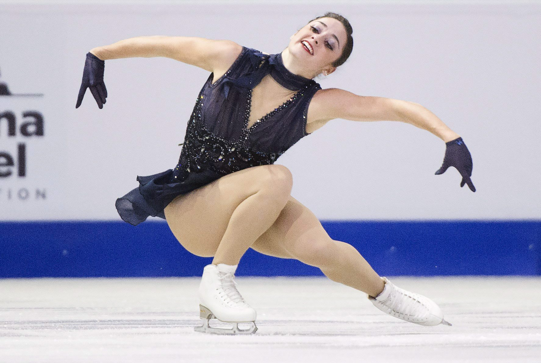 Team Canada - Kaetlyn Osmond - Skate Canada International