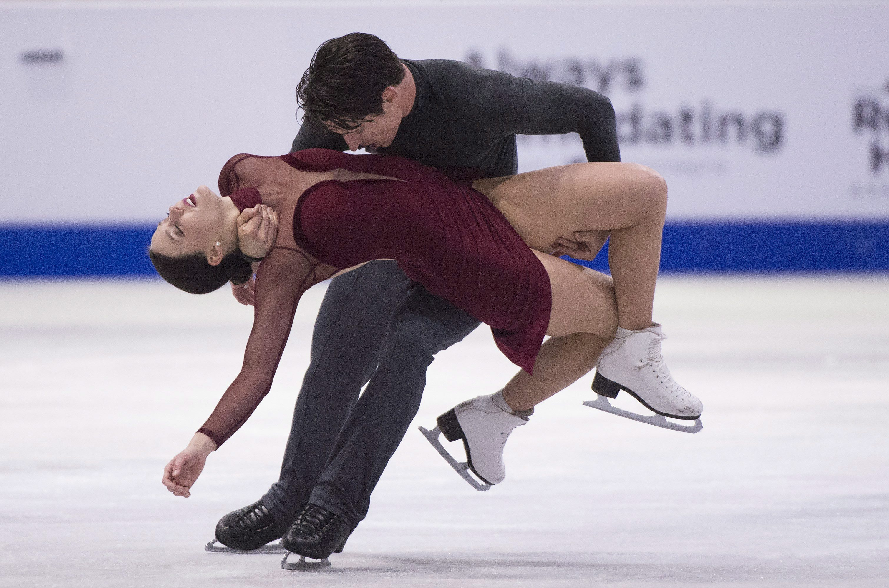 Team Canada - Tessa Virtue and Scott Moir - Skate Canada International