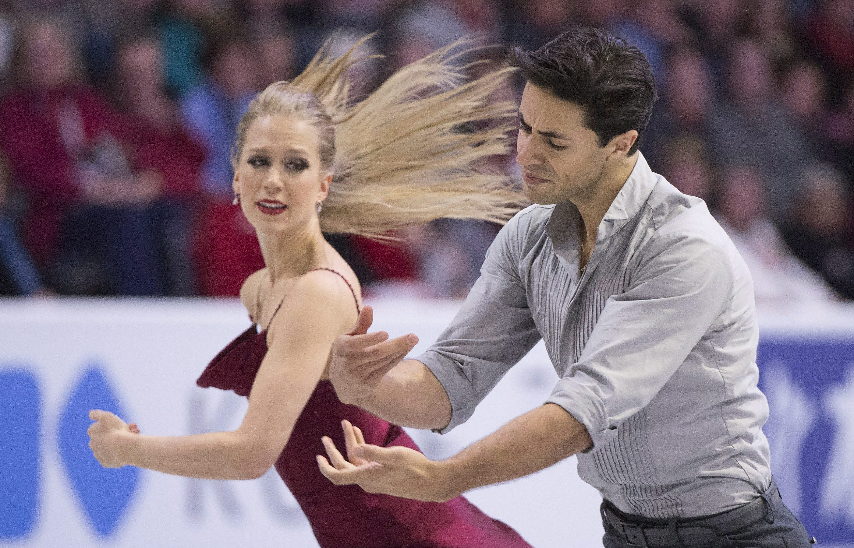 Team Canada - Kaitlyn Weaver and Andrew Poje - Skate Canada International