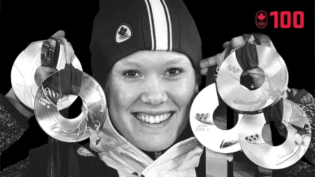 "Cindy Klassen was the ""woman of the Games"" at Turin 2006. The first Canadian athlete to win five medals at one Olympic Games, she was also the first female speed skater to achieve that feat. With six career medals, she became Canada's all-time most decorated Olympian. BE EXCELLENT"
