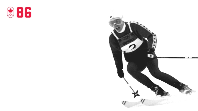 Nancy Greene was a double medallist at Grenoble 1968, highlighted by her dominant gold medal win in the giant slalom. She is also Canada's winningest World Cup alpine skier, capturing back-to-back overall titles in 1967 and 1968, leading to her being named Canada's female athlete of the 20th century. BE A LEADER