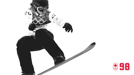 Maëlle Ricker left the snowboard cross course at Turin 2006 in a helicopter and woke up with . no memories of her crash in the final. She used that as motivation four years later at Vancouver 2010 to become Canada's first ever female Olympic gold medallist on home soil. BE RESILIENT
