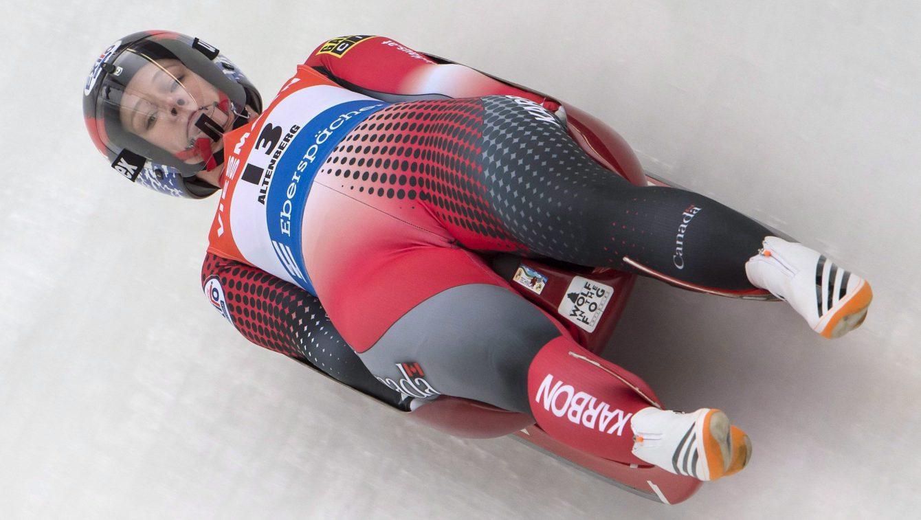 Team Canada - Alex Gough - Altenberg