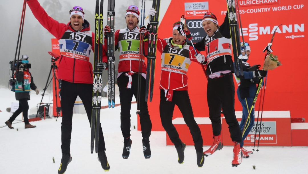 Team Canada Cross-Country Skiing