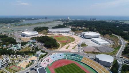 Team Canada - Gangneug Olympic Park PyeongChang 2018
