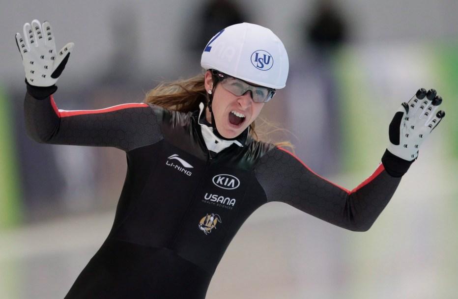 Team Canada - Ivanie Blondin