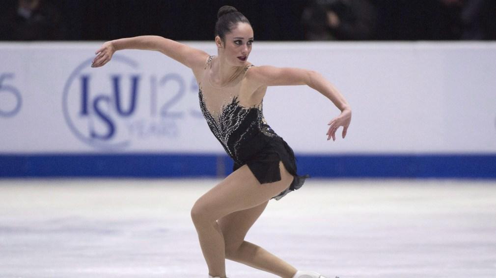 Osmond wins Grand Prix bronze at Internationaux de France