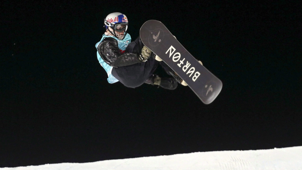 McMorris wins big air gold in first competition after accident