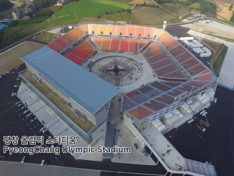 Team Canada - PyeongChang Olympic Stadium