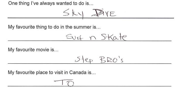 Team Canada - Mark McMorris Hi my name is response 3