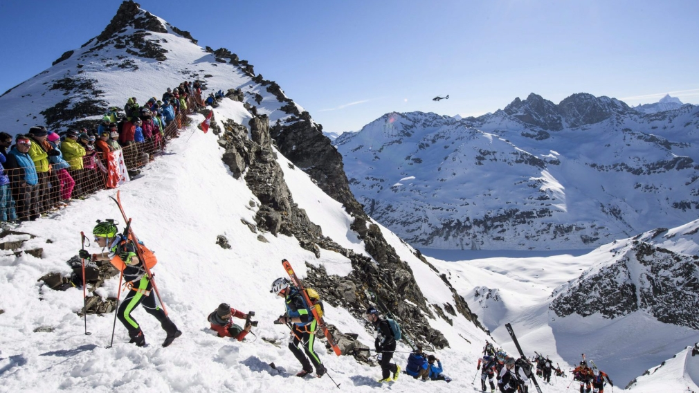 10 stunning places around the world to go skiing