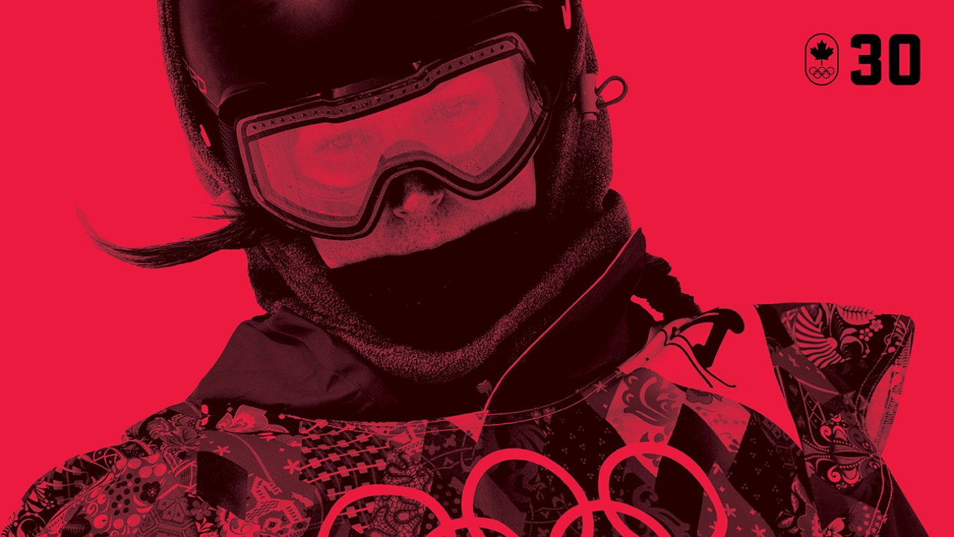 It was remarkable that Spencer O'Brien was even able to compete in snowboard slopestyle's Olympic debut at Sochi 2014. The reigning world champion had been kept off snow for seven months by joint issues, eventually diagnosed as rheumatoid arthritis in November 2013. With proper medication, she advanced to the Olympic final. BE DETERMINED