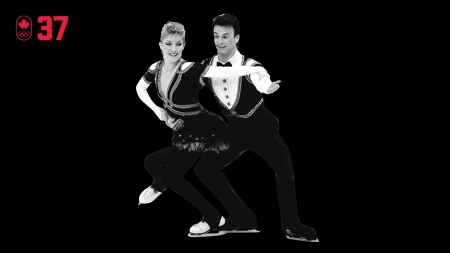 Three-time world medallists, Tracy Wilson and Rob McCall were the first Canadian ice dancers to win an Olympic medal with their bronze at Calgary 1988. When McCall passed away three years later from AIDS-related brain cancer, he inspired his fellow skaters in a tribute show that raised more than $500,000 for AIDS research. BE INCLUSIVE