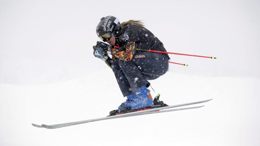 Brittany Phelan skies to bronze medal at Feldberg Worlds
