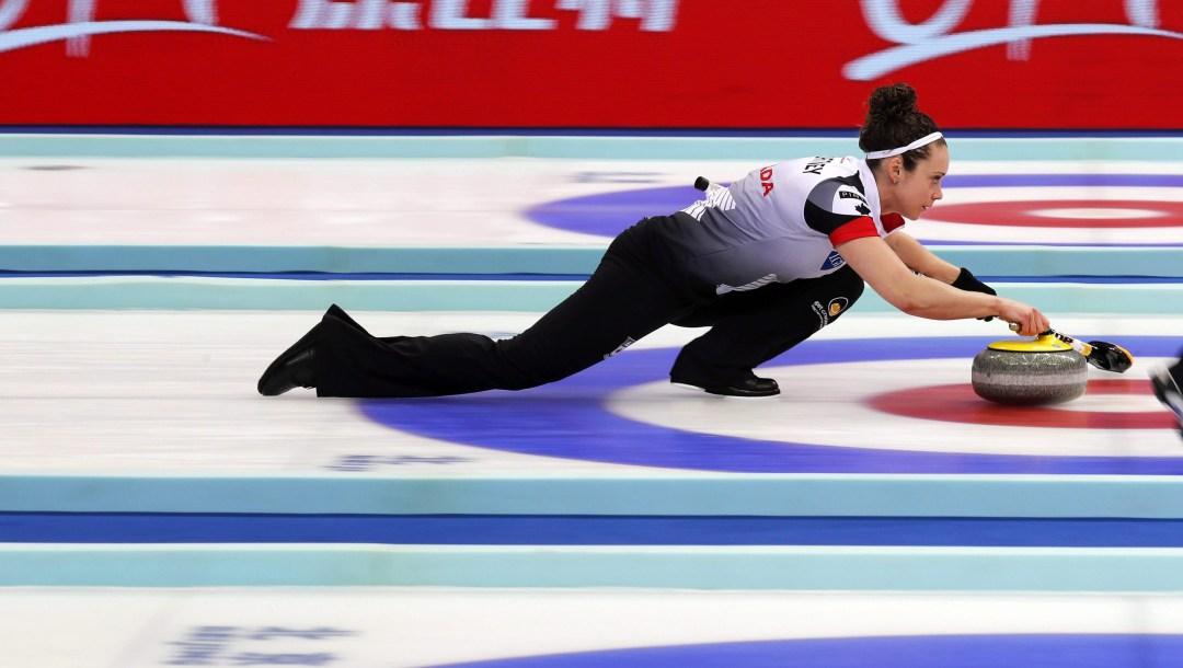 Team Canada Joanne Courtney