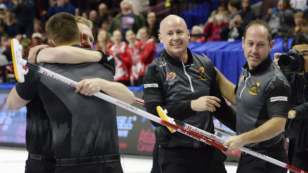 Roar of the Rings: Team Koe to become Team Canada at PyeongChang 2018