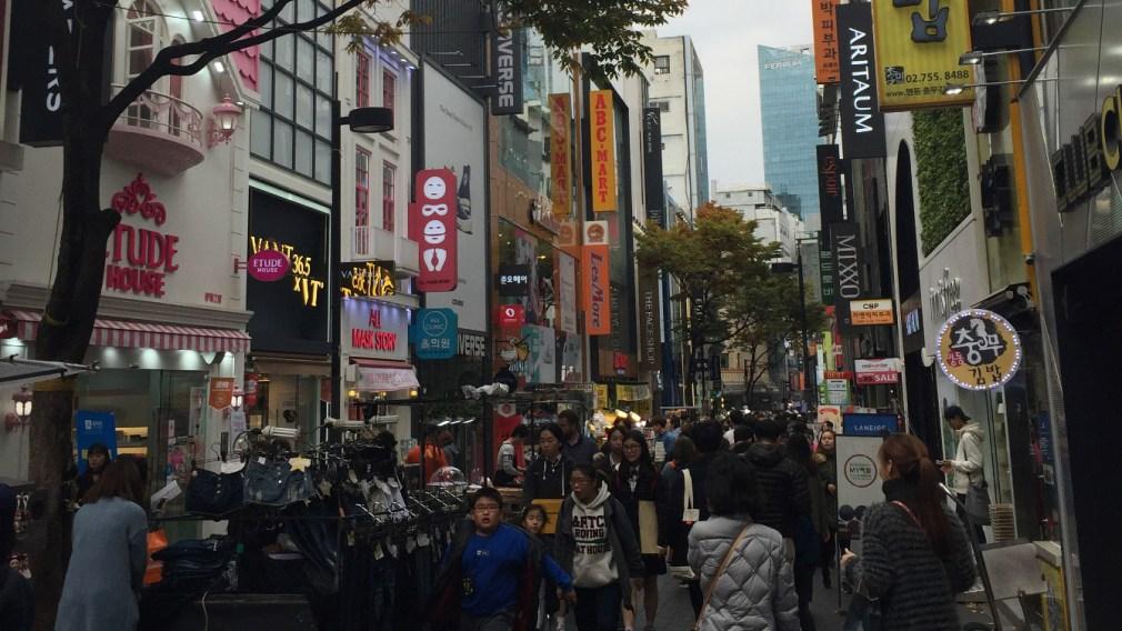 Korea 101: Talking the talk