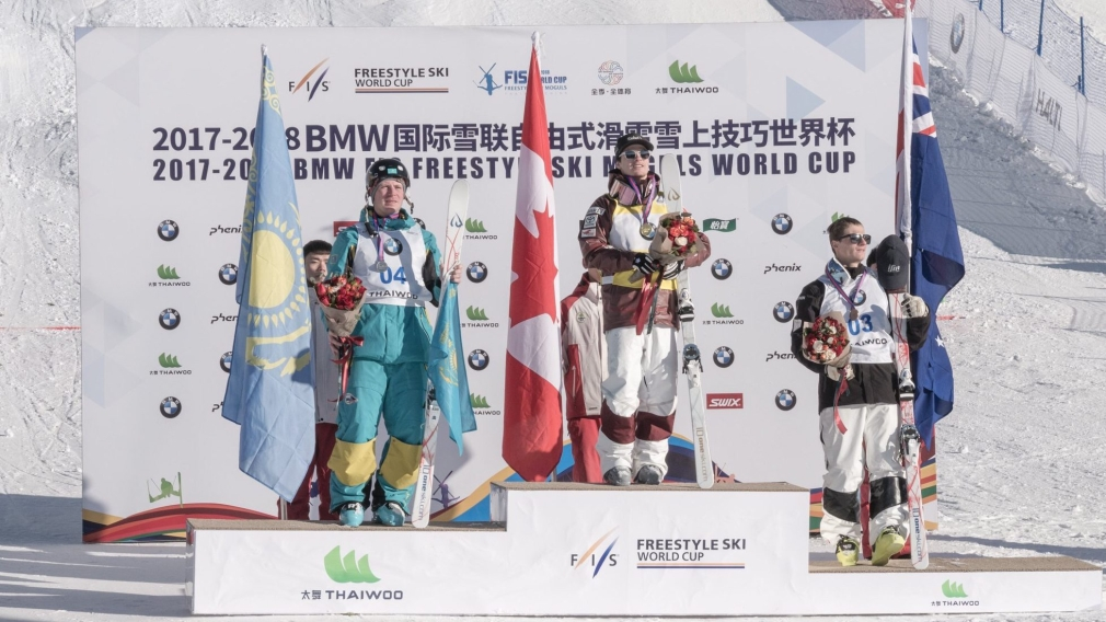 Déjà vu in Thaiwoo: Kingsbury wins gold, Naude bronze for second straight day