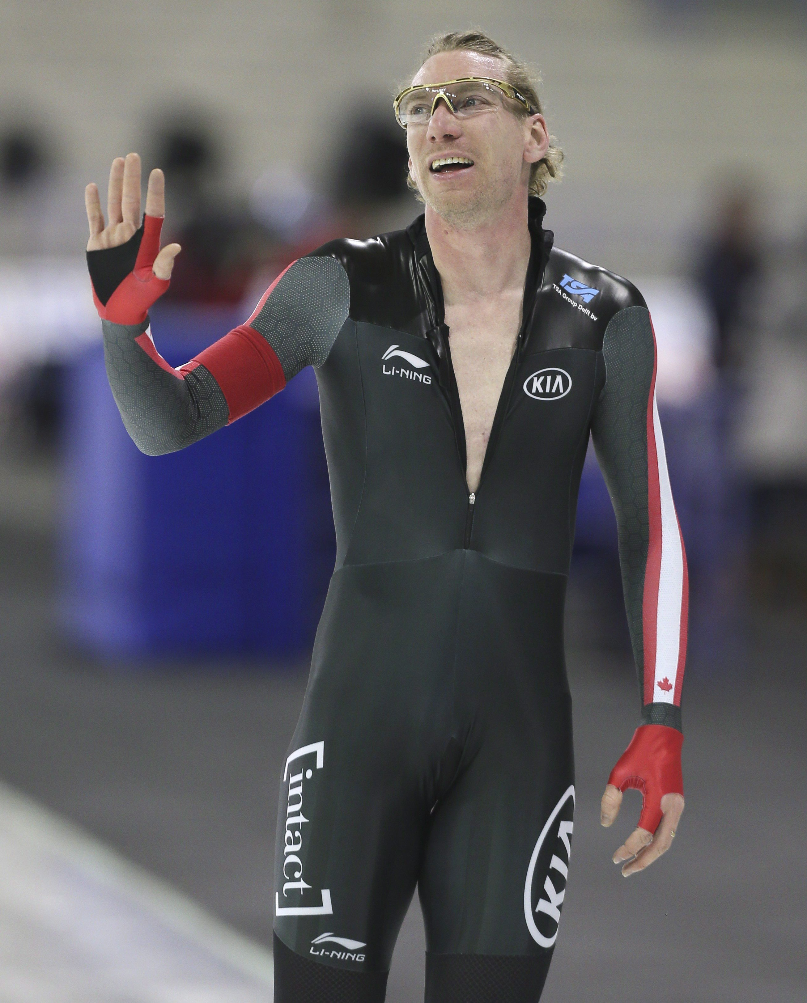 Team Canada - Ted-Jan Bloemen