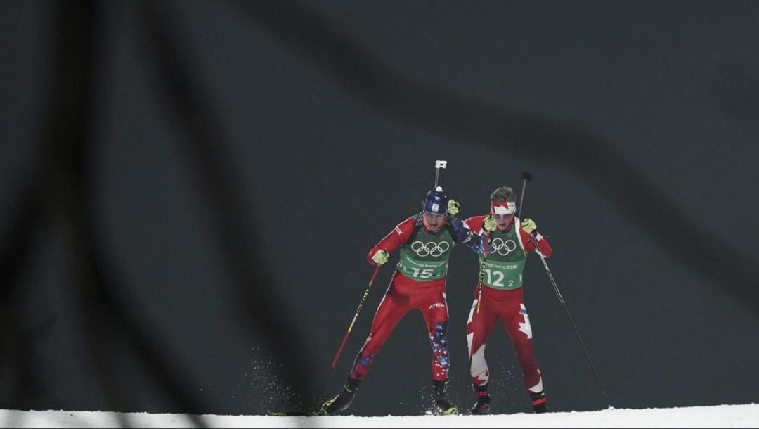 Team Canada Scott Gow PyeongChang 2018