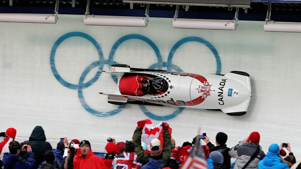 COC to make historic announcement around Canada's bobsleigh and skeleton contingent at Olympic Winter Games