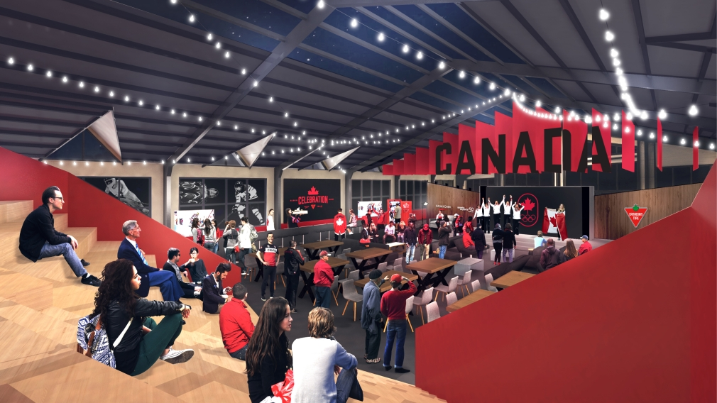 COC unveils PyeongChang 2018 Canada Olympic House plans