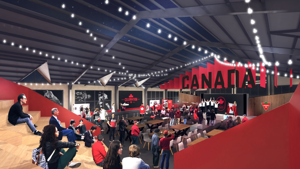 PyeongChang 2018 Canada Olympic House Unveiled