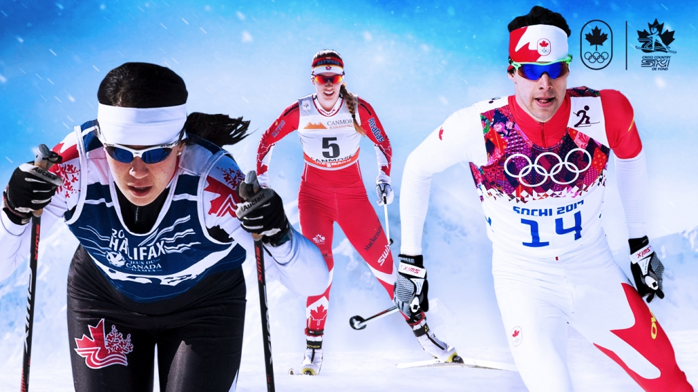 Team Canada cross-country skiers nominated for PyeongChang 2018