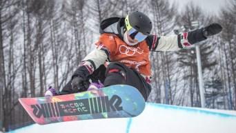 Team Canada Elizabeth Hosking PyeongChang 2018