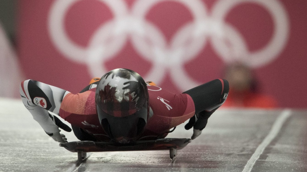 Team Canada Elisabeth Vathje PyeongChang 2018
