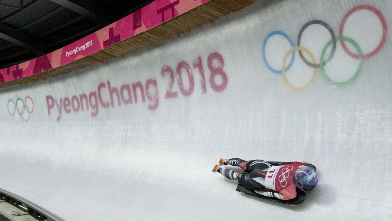 Team Canada Mirela Rahneva PyeongChang 2018