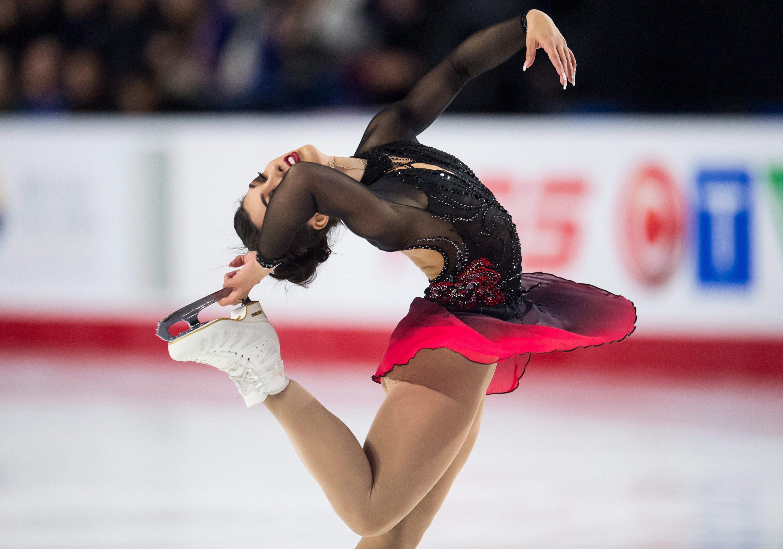 Team Canada Gabrielle Daleman