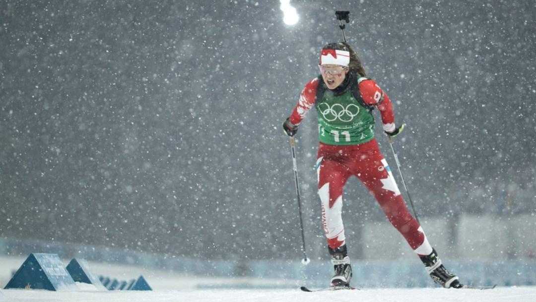 Team Canada Julia Ransom Pyeongchang 2018