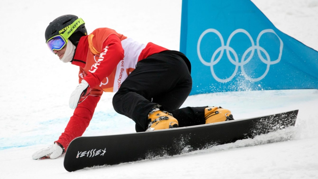 Team Canada Darren Gardner PyeongChang 2018