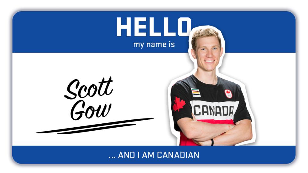 Hi, my name is Scott Gow and I'm a biathlete