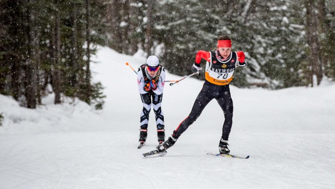 Team Canada Anne-Marie Comeau