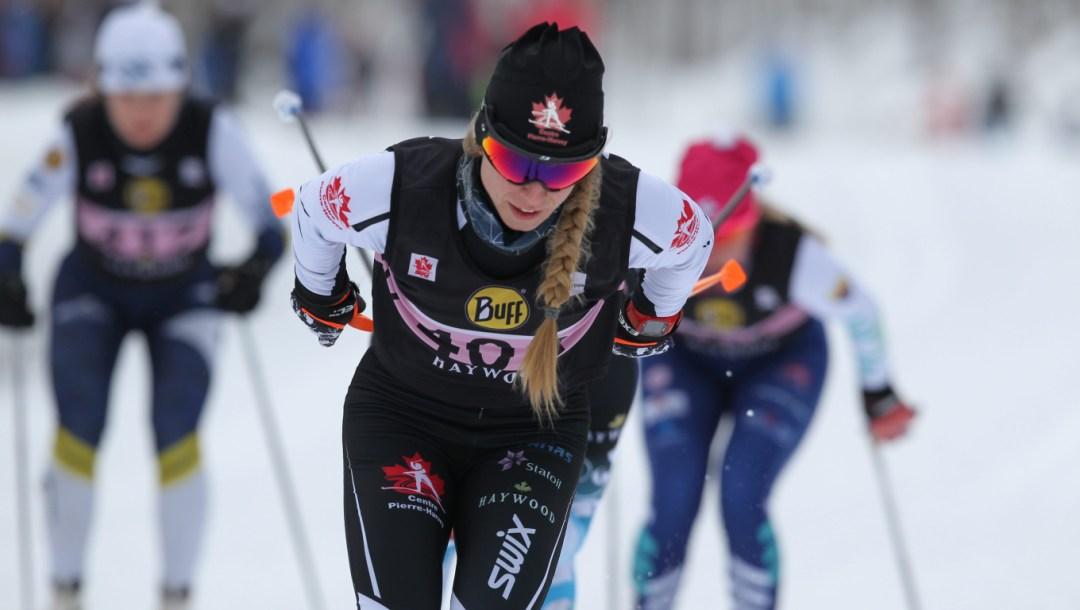 Team Canada Cendrine Browne