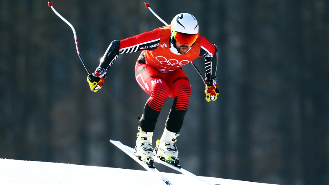 Team Canada Dustin Cook