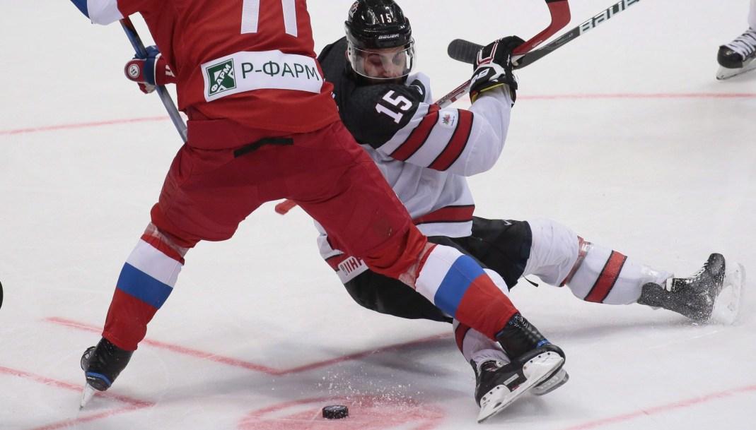 Team Canada Eric O'Dell