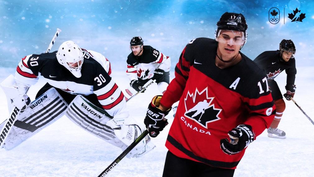 Team Canada nominated for men's hockey at PyeongChang 2018