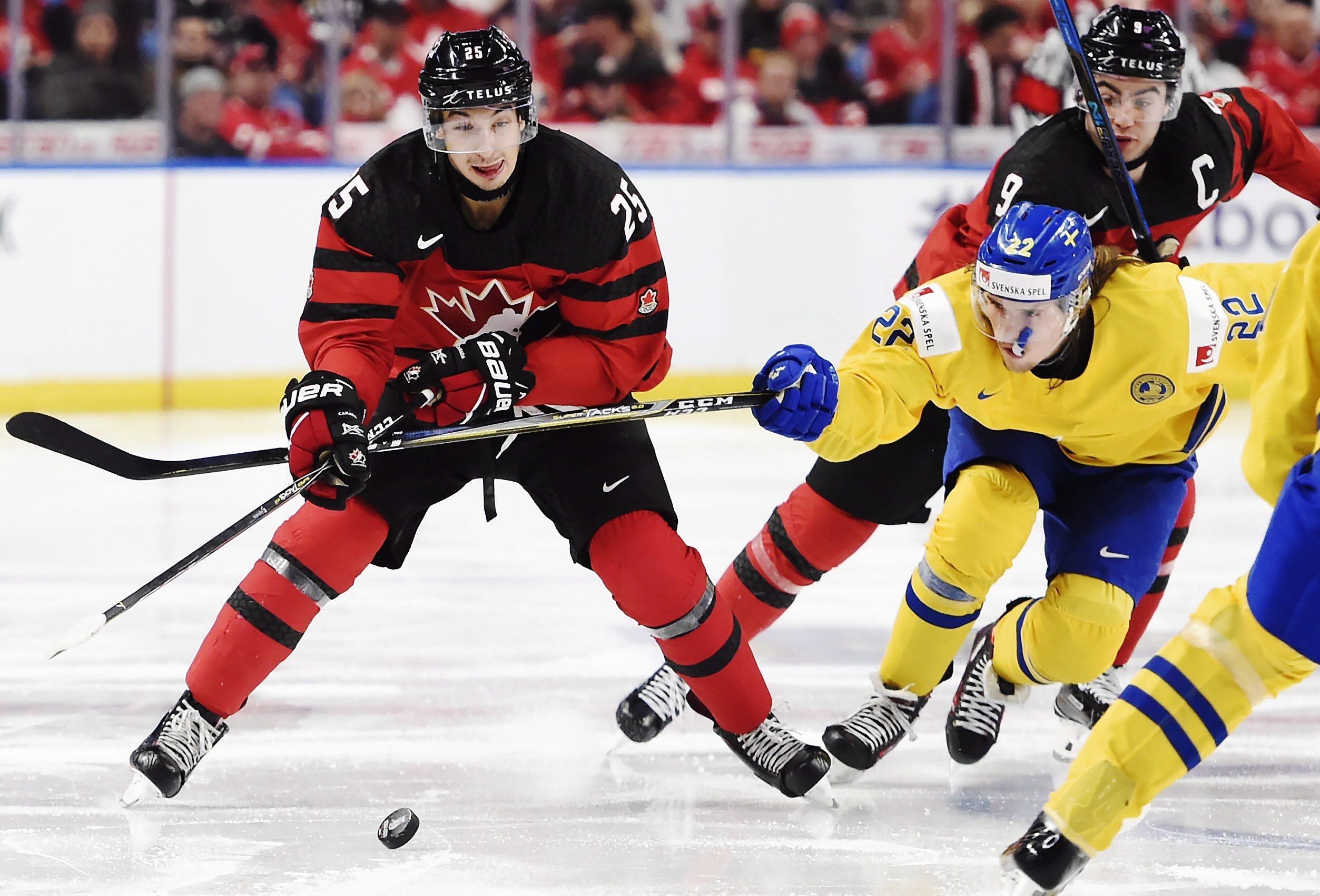 Team Canada Jordan Kyrou