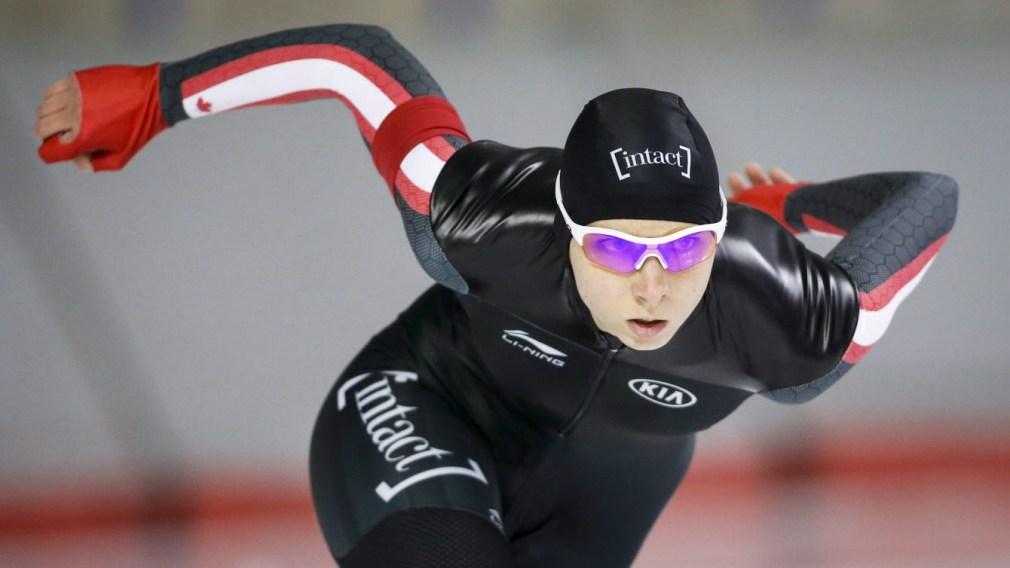 Team Canada Keri Morrison