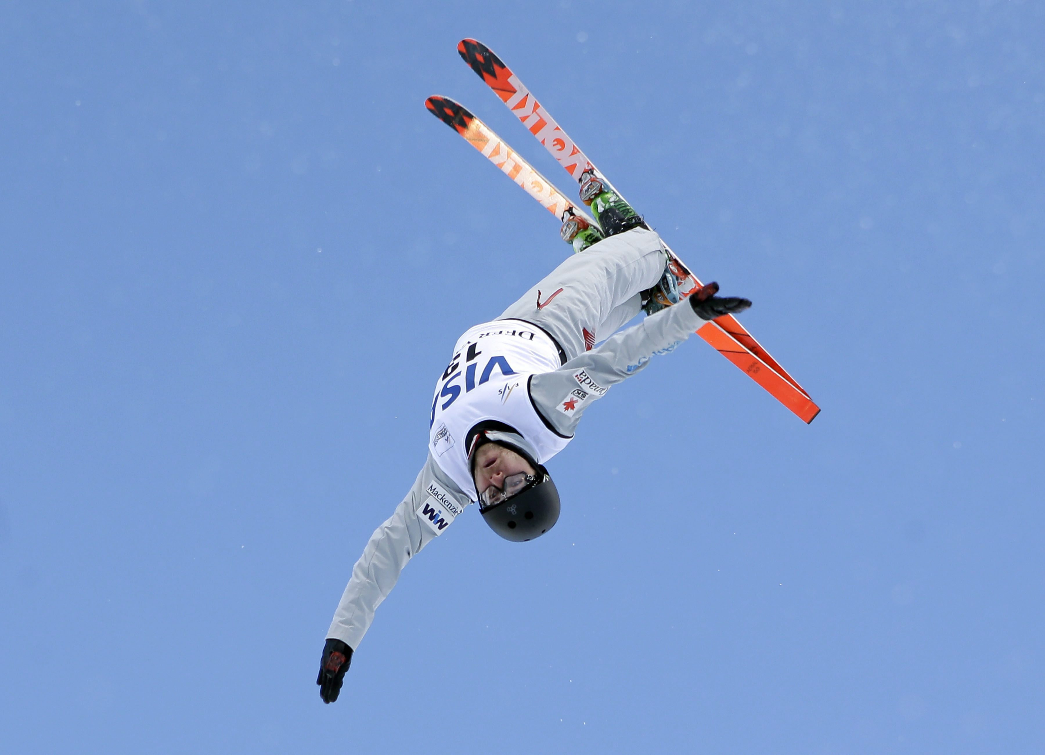 Team Canada - World Cup Freestyle Aerials Skiing