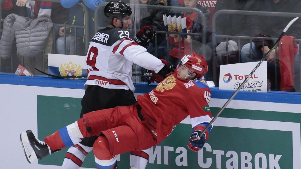 Team Canada Rob Klinkhammer