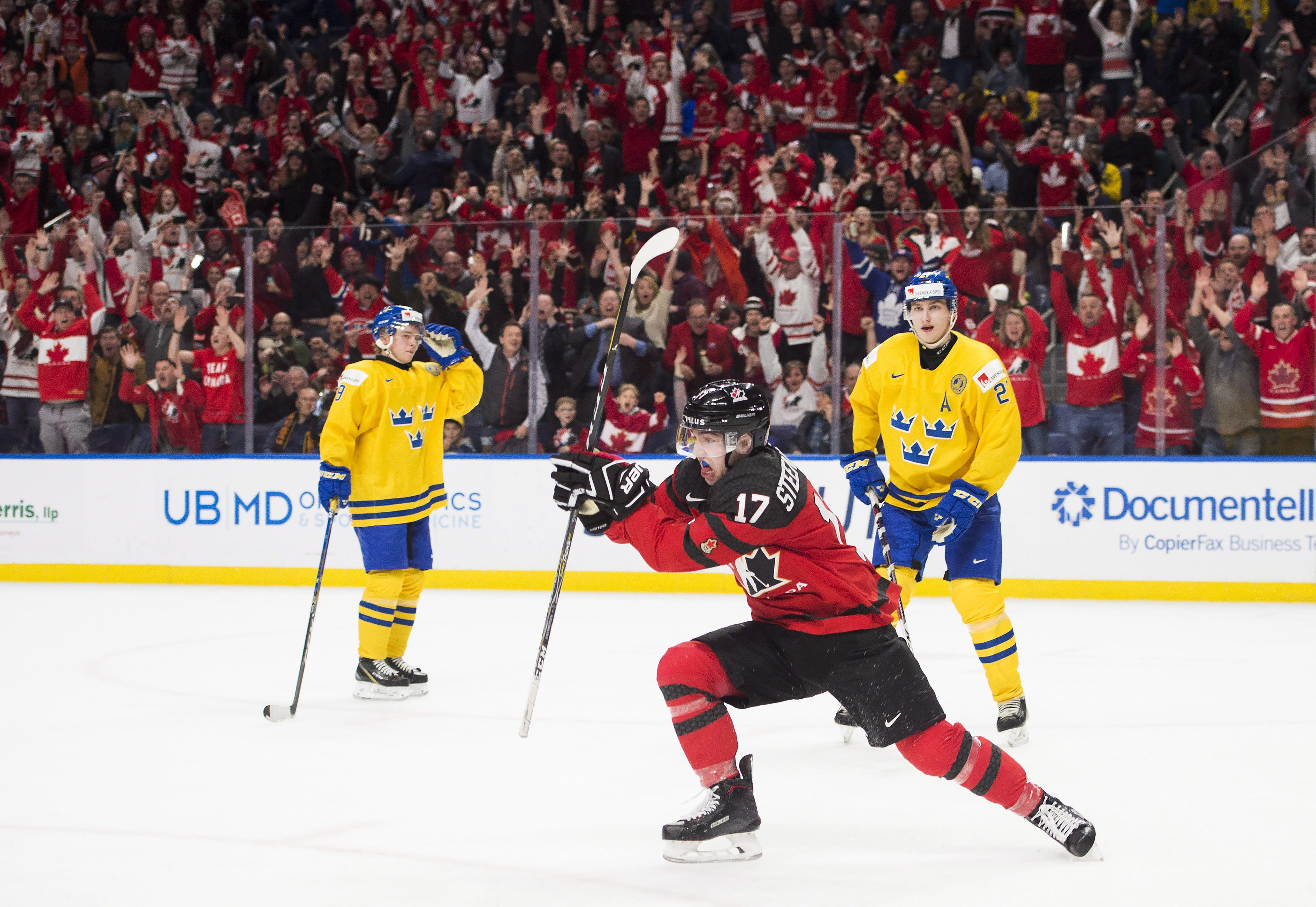 Team Canada Tyler Steenbergen